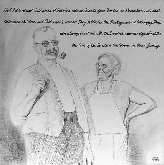 Carl and Vilhelmina 72