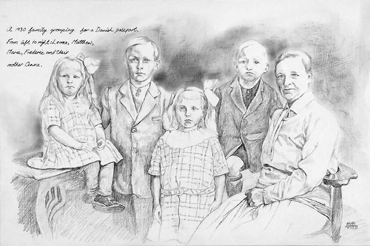 Danish Family 72
