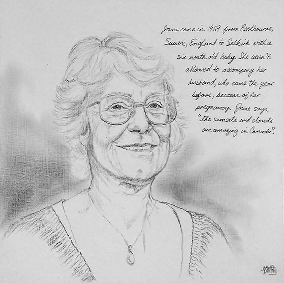 Jane George 72