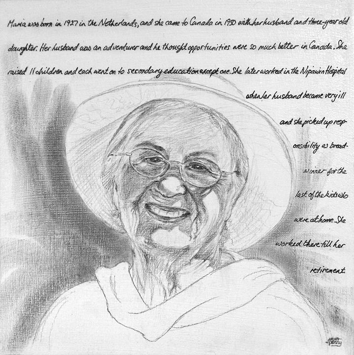 Maria (Marias mum) 72